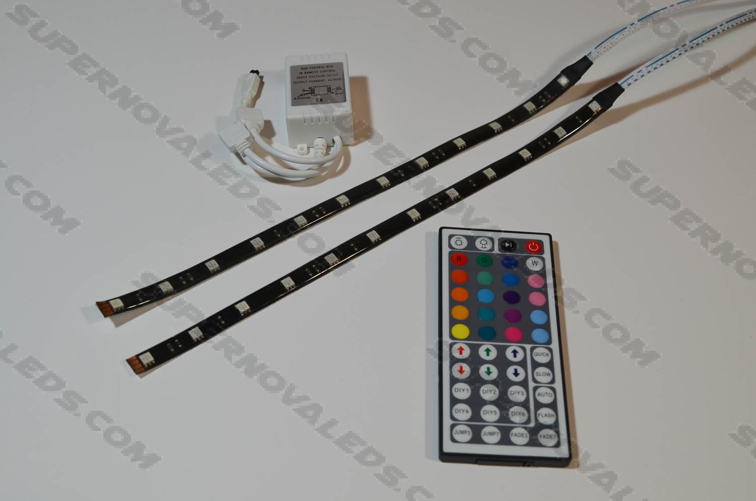 Color Changing Led Strip Kit Be The First To Review This Product