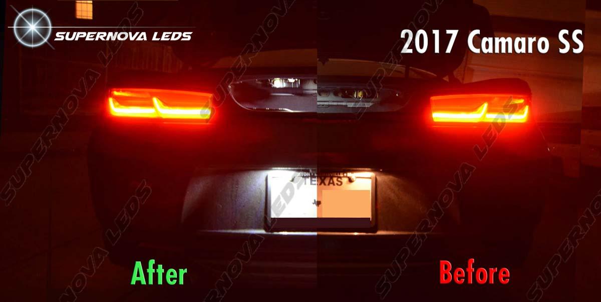 License Plate Light - LED (180 degrees)
